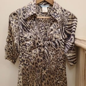 Silk Marciano Blouse